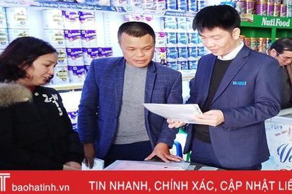 Thanh tra chuyên ngành, Hà Tĩnh 'nâng trình' quản lý an toàn thực phẩm
