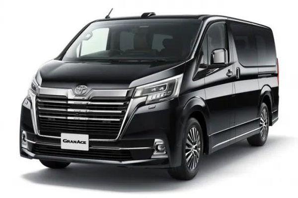 Toyota GranAce mới – MPV hạng sang cho giới nhà giàu