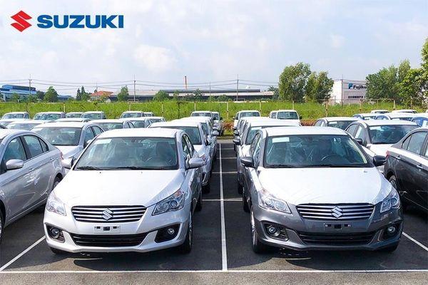 Suzuki Ciaz bất ngờ hết hàng dù ế ẩm