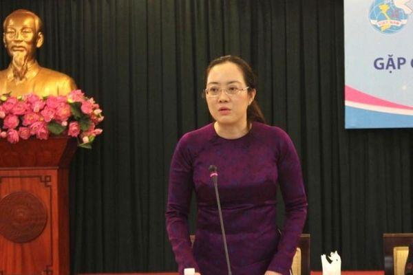 Bà Ngọc Bích xin thôi chức chủ tịch Hội Phụ nữ TP.HCM