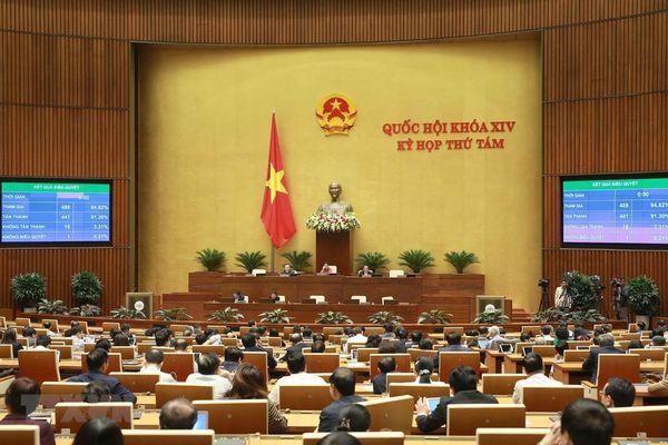 Quốc hội thông qua dự toán NSNN và phân bổ NSTW năm 2020