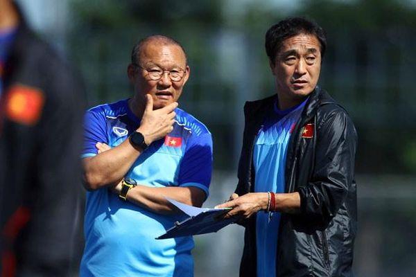 Thầy Park Hang Seo dùng đội hình nào để đấu U22 Lào?