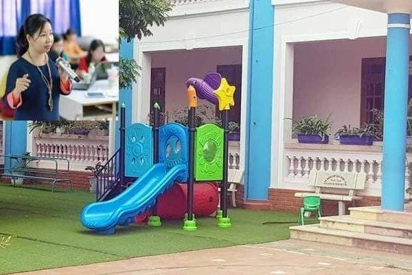Vụ bé 3 tuổi tử vong vì kẹt đầu khi chơi cầu trượt: Mọi sai sót đừng đổ hết lỗi cho giáo viên!