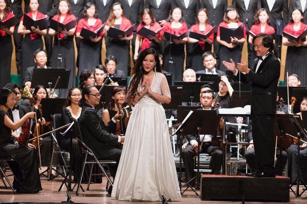 'Âm nhạc Mùa Thu 2019' tìm kiếm tài năng nhạc thính phòng