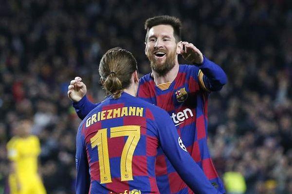 Barca 3-1 Dortmund: Messi có trận thứ 700 hoàn hảo, đội bóng xứ Catalan hân hoan cầm vé vào vòng sau