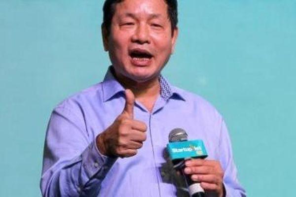 Ông Trương Gia Bình sẽ đối thoại với nhà sáng lập Tiki tại chung kết Start-up Việt 2019