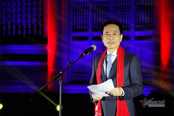 'Doanh nghiệp công nghệ phải sáng tạo và làm ra các sản phẩm Việt Nam'