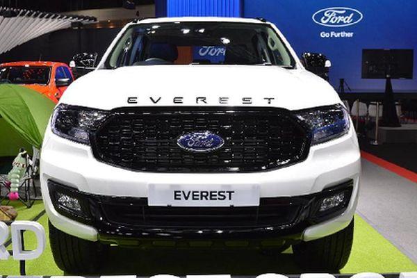 Ford Everest Sport 2020 hơn 1 tỷ đồng ra mắt tại Thái Lan