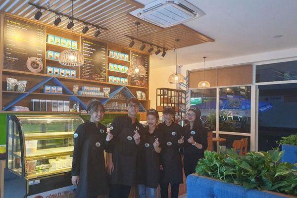 MACCACA COFFEE - Lan tỏa hương vị Việt