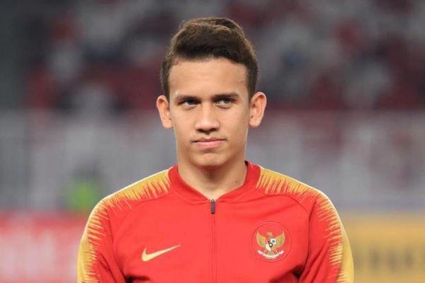 Tiền đạo 19 tuổi cao 1,65m của Indonesia được chú ý tại SEA Games 30