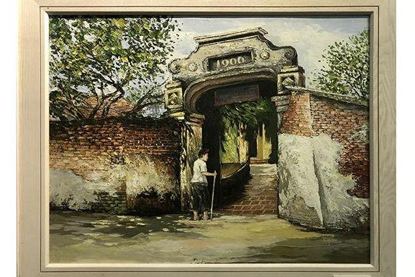 Làng họa sĩ Cổ Đô