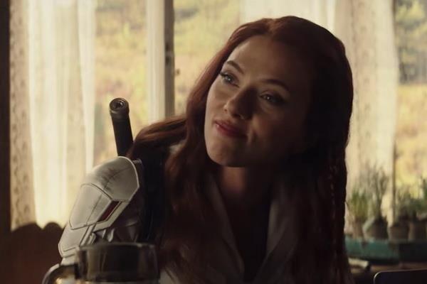 Trailer bộ phim 'Black Widow'