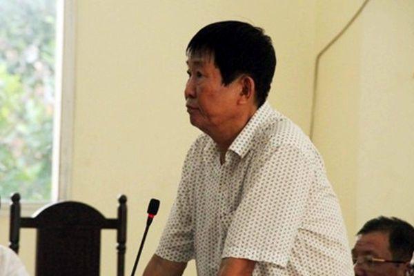 Cựu giám đốc Sở Địa chính tỉnh Bình Dương và cấp dưới kêu oan