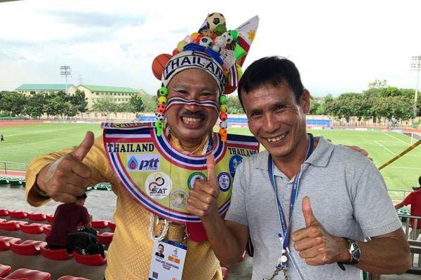 Hội trưởng Hội CĐV Thái Lan: 'Thái Lan sẽ thắng 2-0 hoặc 3-1'