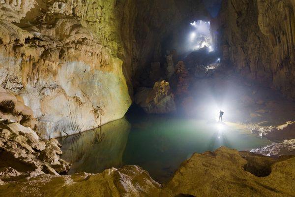 Quảng Bình cấp phép khai thác du lịch hang Sơn Đoòng đến năm 2030