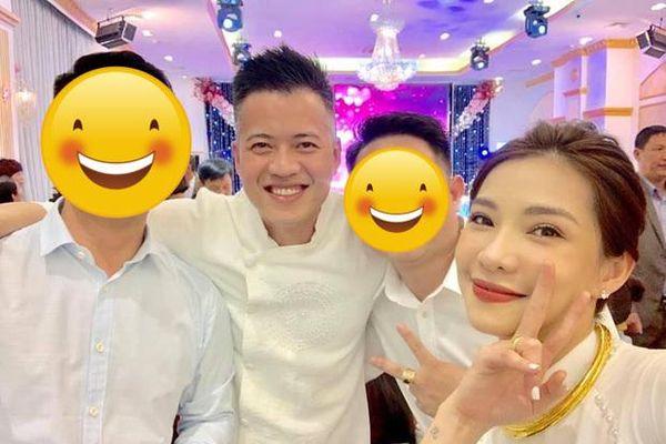 Lưu Đê Ly làm đám cưới với DJ Xuân Huy sau 4 năm chung sống
