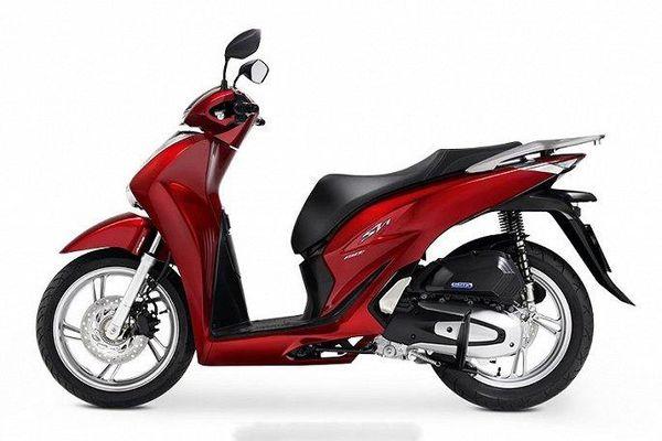 Honda công bố ngày chính thức bán SH 150i 2020 tại Việt Nam