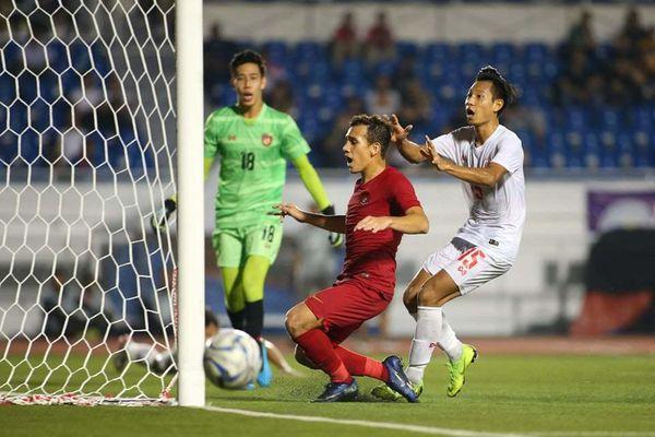 U22 Indonesia tổn thất nặng trước chung kết với U22 Việt Nam