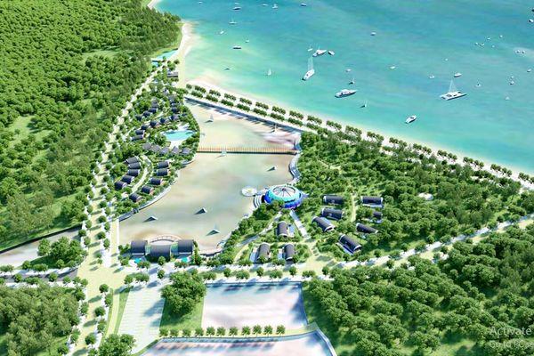 Cái Chiên hướng tới phát triển du lịch biển đảo cao cấp
