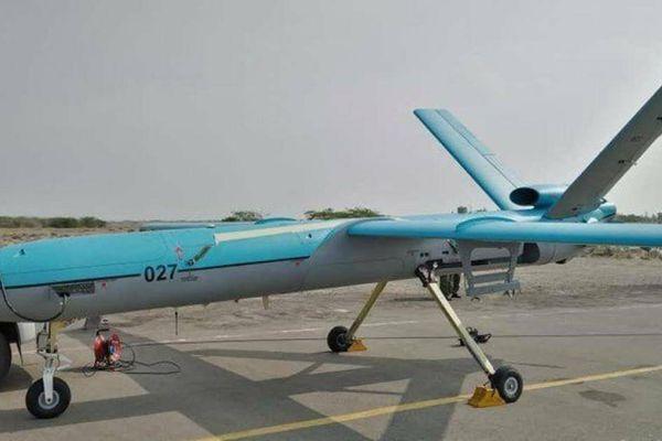 Iran công bố máy bay không người lái chiến đấu mới nhất
