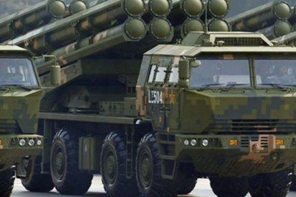 Hệ thống pháo phản lực 'bí ẩn' của TQ đe dọa đảo Đài Loan