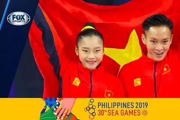 SEA Games 30: Việt Nam ẳm trọn cả ba HCV môn Aerobic tại Philippines