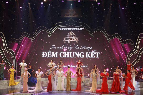 Nguyễn Hàm Hương đăng quang cuộc thi 'Người đẹp xứ Mường 2019'