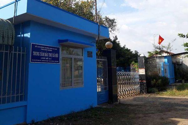 Trung tâm Bảo trợ xã hội Bình Dương lắp camera để giám sát hoạt động