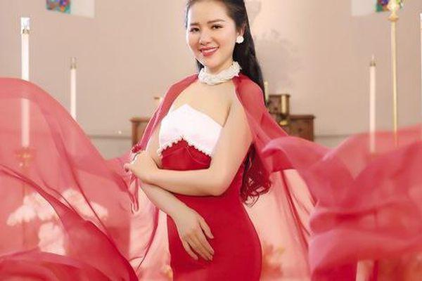 Phạm Thùy Dung nỗ lực chạm tới ngôi vị hàng đầu với Opera