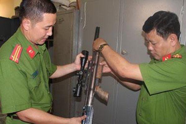 Ngăn chặn mua bán, sản xuất vũ khí tự chế