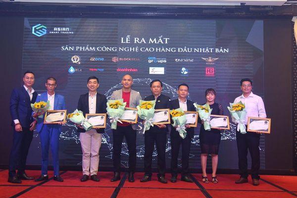 Ra mắt sản phẩm ASFA –K thu hút được các chuyên gia nước ngoài và các nhà phân phối