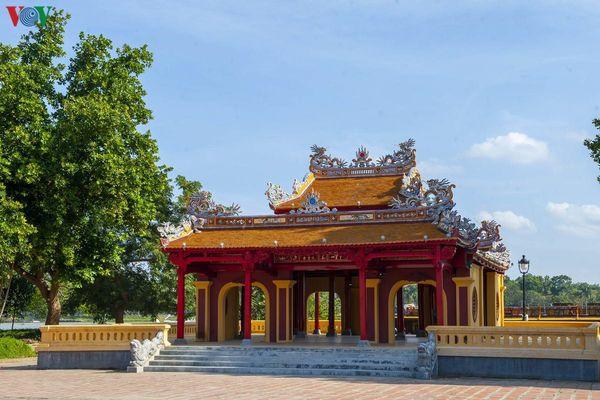 Nghinh Lương Đình- kiến trúc xưa giữa lòng thành phố Huế