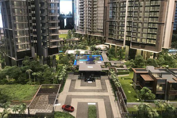 Singapore 'dội cung' nhà ở