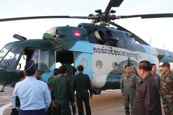 TT Hun Sen bác bỏ cách hiểu sai về diễn tập cứu hộ với quân đội VN
