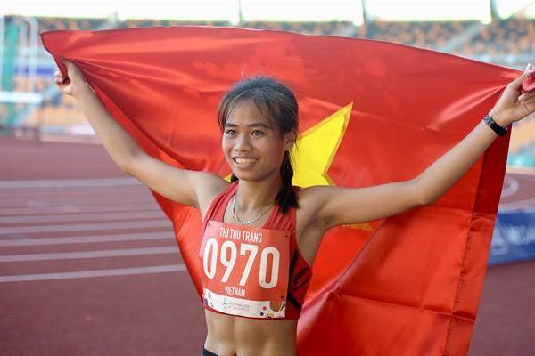 Điền kinh Việt Nam: Từ thành công SEA Games hướng tới mục tiêu Olympic