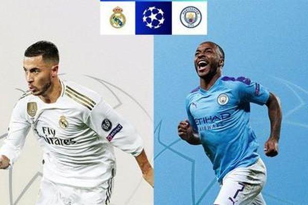 Lịch thi đấu vòng 1/8 Champions League 2019/20