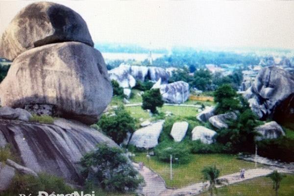 Độc đáo đá, suối và thác ở Đồng Nai
