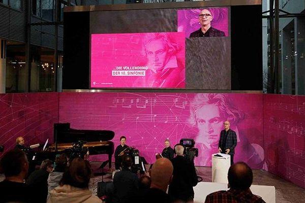 Bản giao hưởng dang dở của Beethoven sẽ được AI hoàn thành nốt