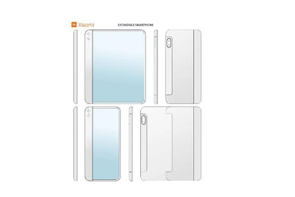 Xiaomi phát triển smartphone kéo giãn màn hình