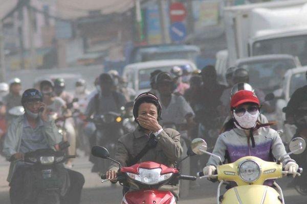 Giải quyết tình trạng ô nhiễm không khí: Hành động trước khi quá muộn