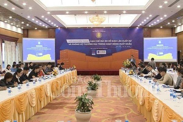 Gian lận xuất xứ - nguy cơ cản trở xuất khẩu của Việt Nam
