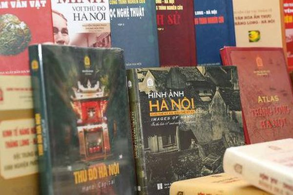 Tổng kết tủ sách Thăng Long ngàn năm văn hiến