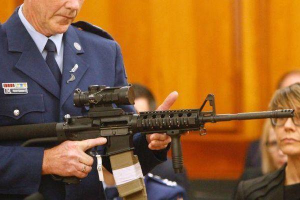 New Zealand kết thúc chương trình 'Mua lại súng'