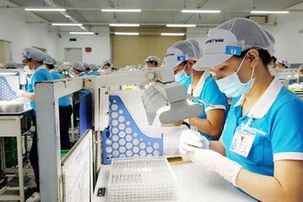 Thu nhập lao động Việt Nam đạt 242 USD/tháng
