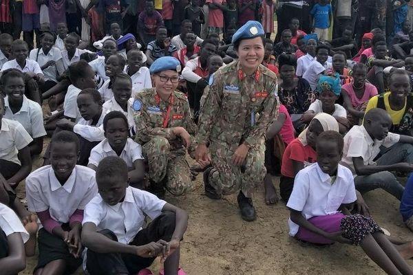 Nỗi trăn trở của người lính trở về từ Nam Sudan