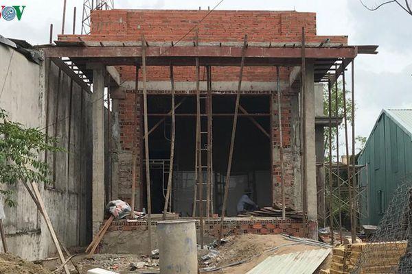 Xử nghiêm sai phạm để dẹp nạn vi phạm xây dựng tại TP HCM