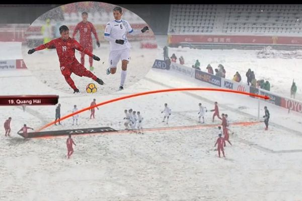Bàn thắng của Quang Hải trở thành biểu tượng U23 châu Á; Heerenveen báo tin cực vui cho Đoàn Văn Hậu