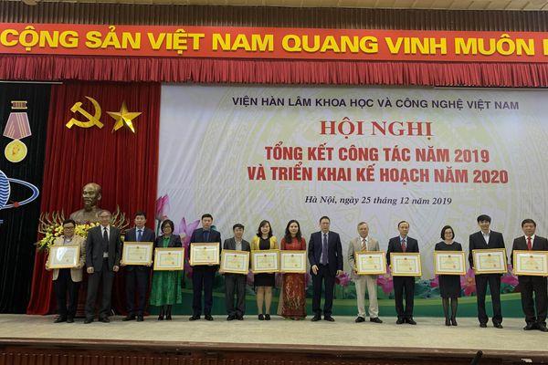 Tăng chất lượng các công bố quốc tế của Việt Nam
