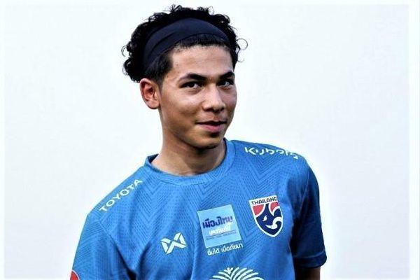 Sao trẻ Fulham tự tin giúp U23 Thái Lan giành vé dự Olympic 2020