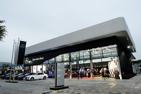 Mercedes-Benz mở xưởng dịch vụ chính hãng tại Quảng Ninh